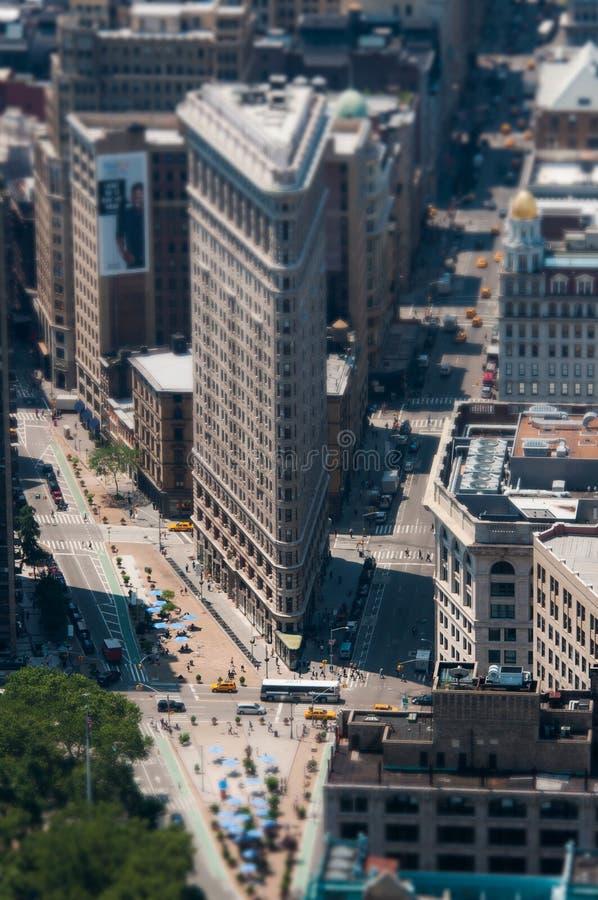 Vues de Manhattan image libre de droits