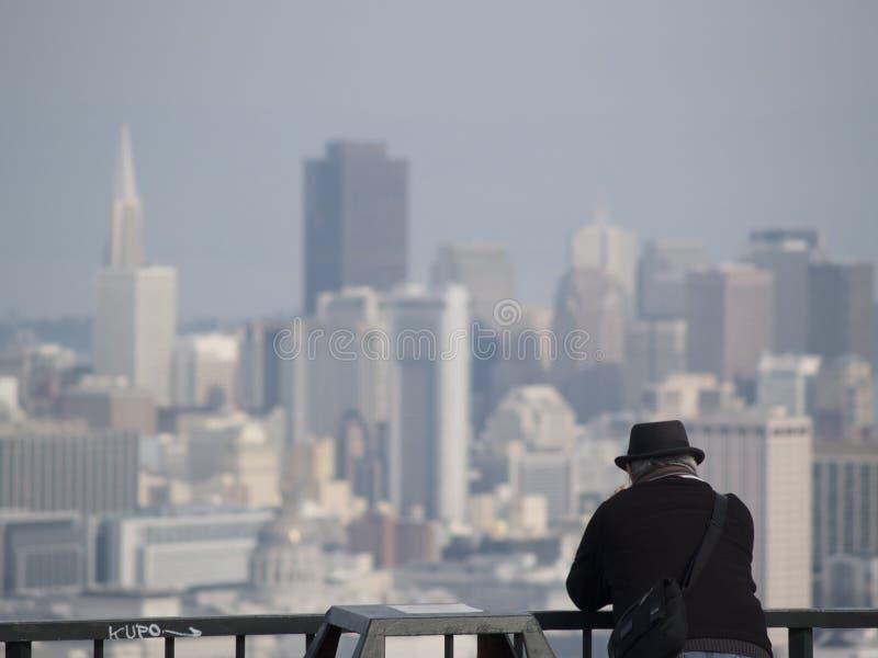 Vues de San Francisco photos libres de droits