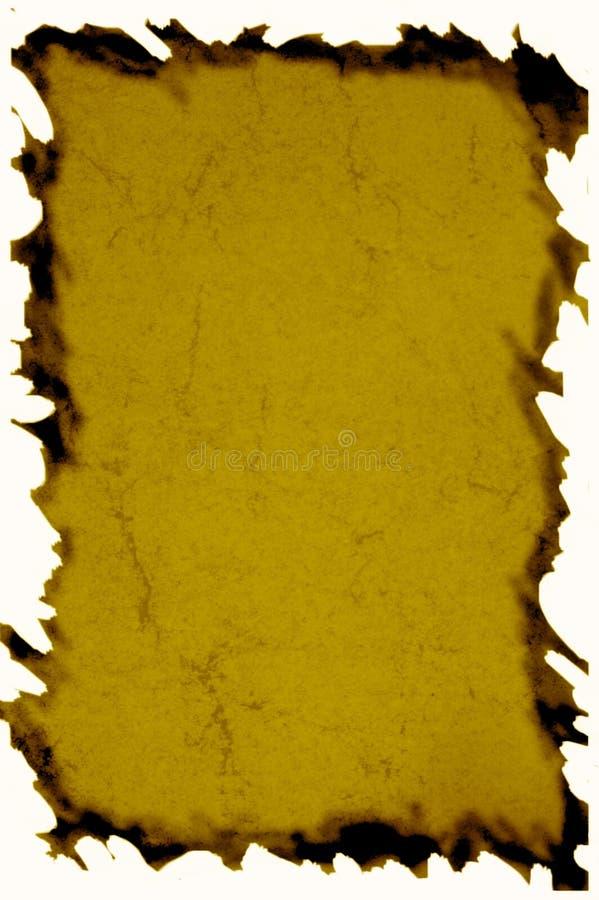 Vuil document #1 royalty-vrije illustratie