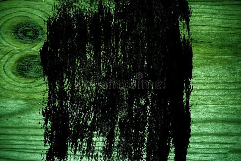 Vuile grunge ultra groene Houten textuur, scherpe raadsoppervlakte voor ontwerpelementen stock foto