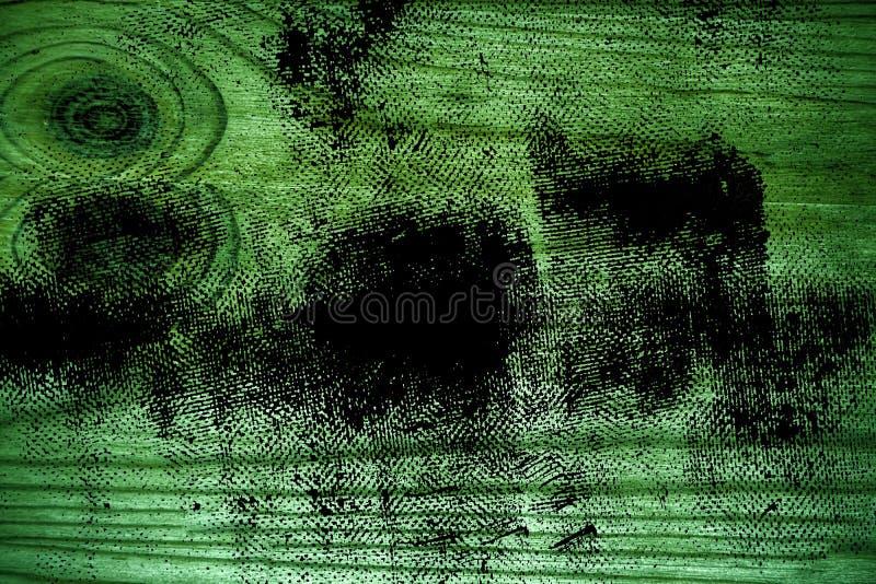 Vuile grunge ultra groene Houten textuur, scherpe raadsoppervlakte voor ontwerpelementen stock afbeeldingen