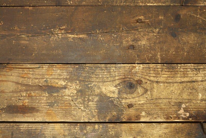 Vuile houten achtergrond stock fotografie