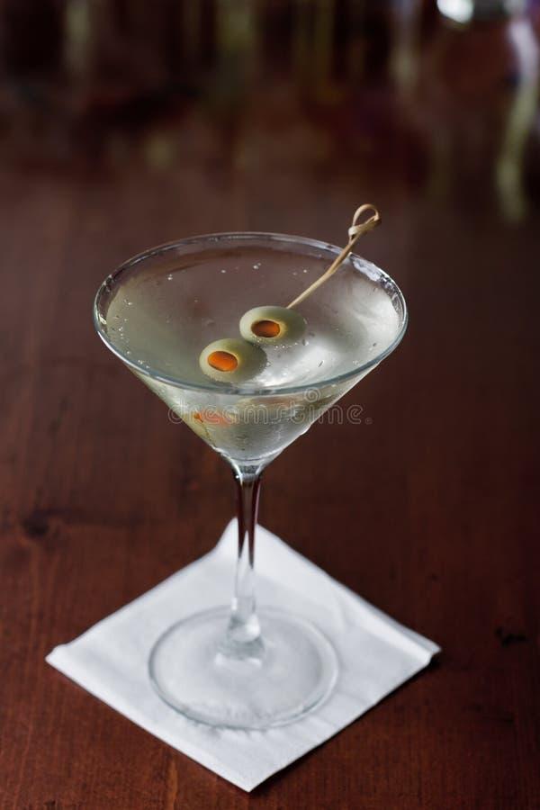 Download Vuile martini stock afbeelding. Afbeelding bestaande uit alcohol - 29506883