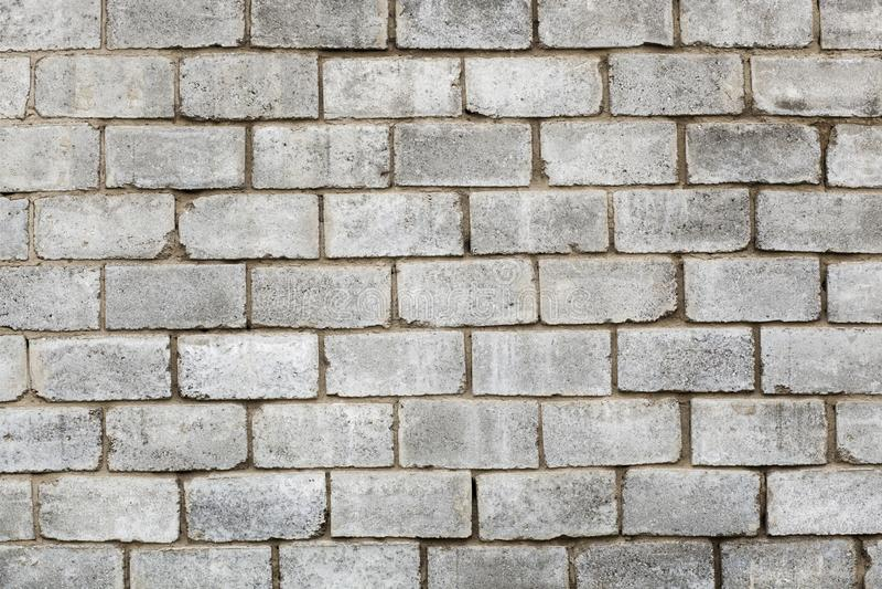 Vuile oude brickwallachtergrond royalty-vrije stock afbeelding