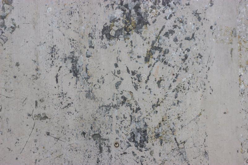 Vuile oude muurtextuur, grunge achtergrond stock afbeelding