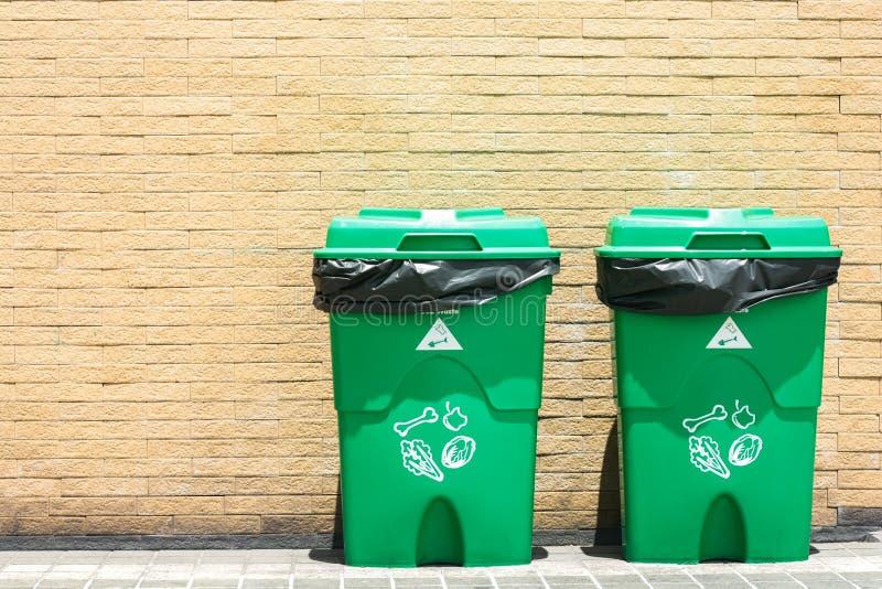 vuilnisbak stock foto's