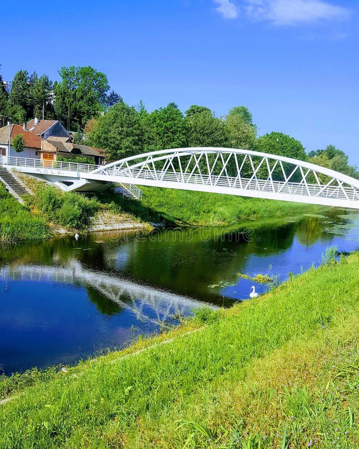Vukovar Chorwacja fotografia royalty free