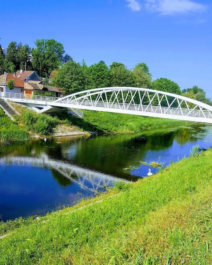 Vukovar Kroatien royaltyfri fotografi