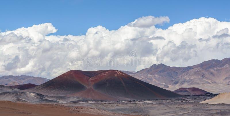 Vulcão de Phoenix fotografia de stock royalty free