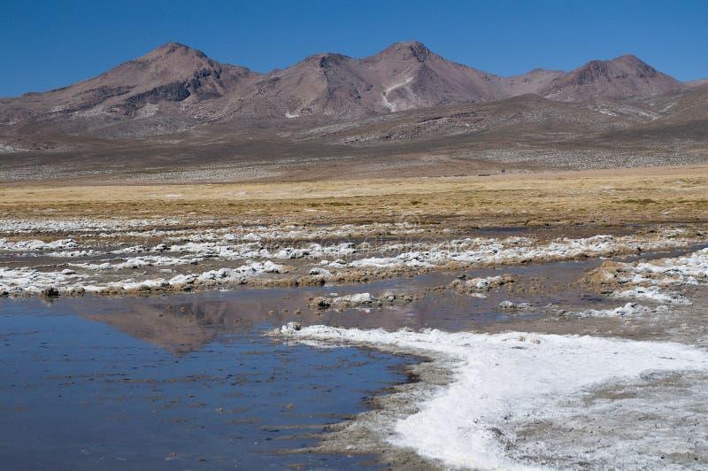 Vulcão Pichu Pichu imagens de stock royalty free