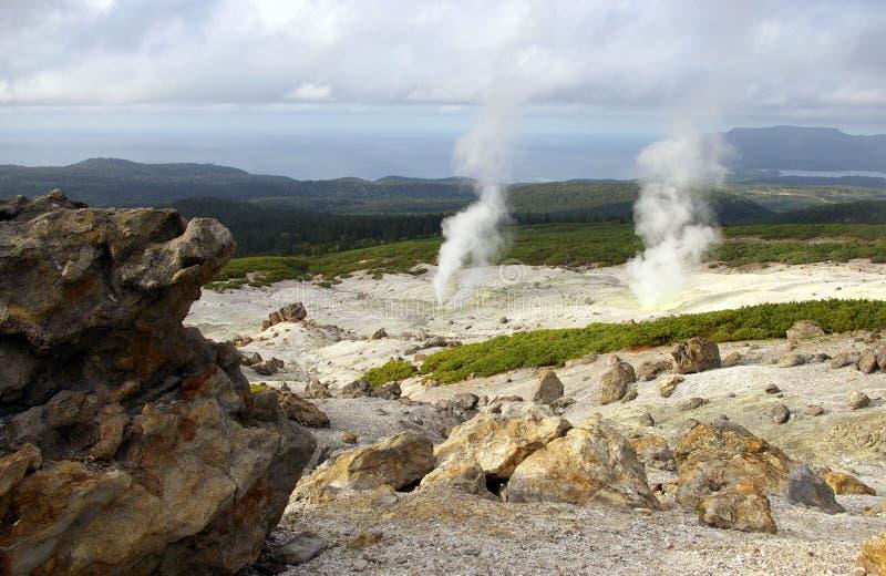 vulcan的mendeleev 库存照片