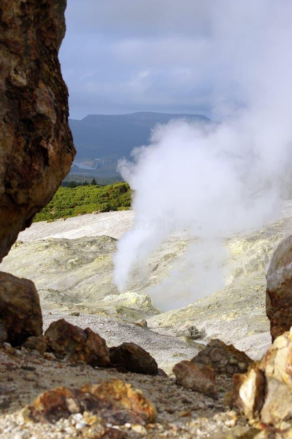 vulcan的mendeleev 图库摄影