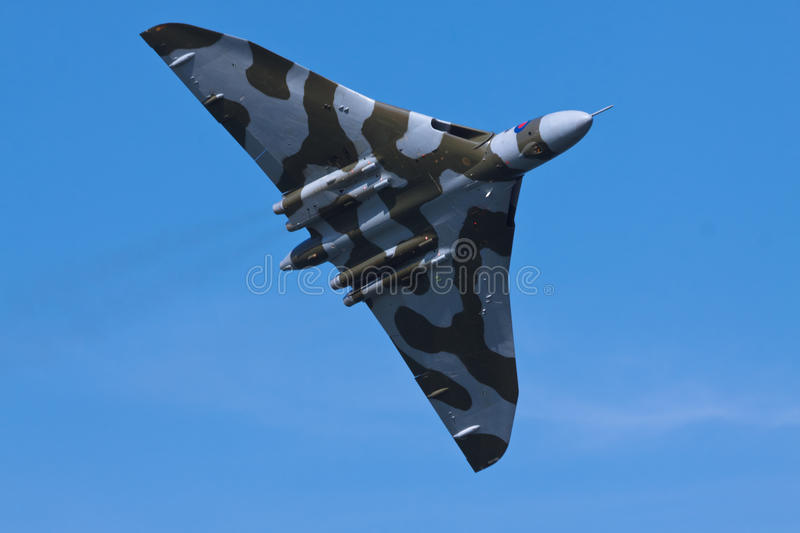 Download Vulcan Bomber Royalty Free Stock Photography - Image: 20530007