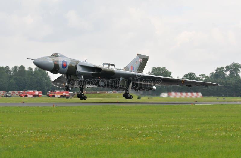 Vulcan Bomber Editorial Photo