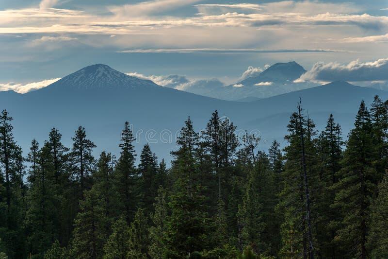 Vulcani negli Stati Uniti immagine stock libera da diritti