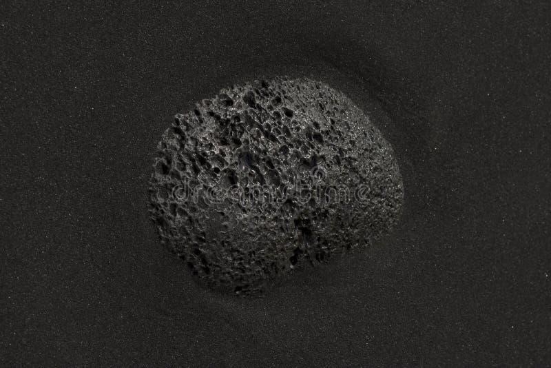 Vulcanic Stein stockbild