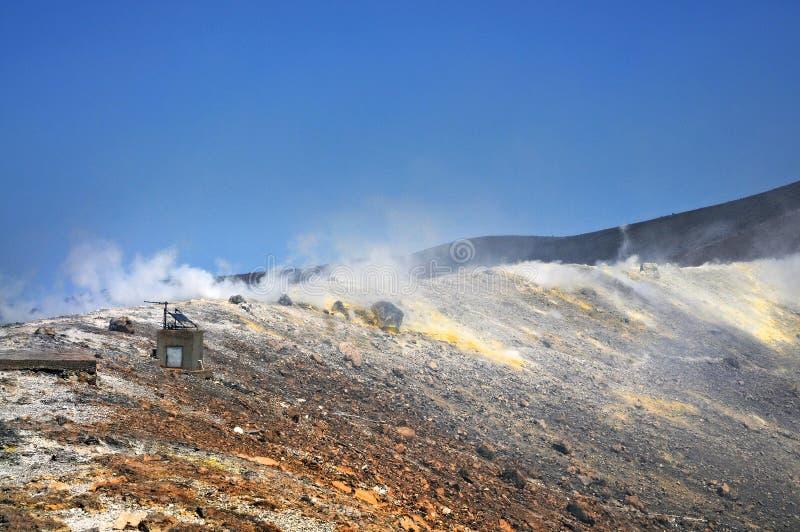 vulcano obrazy stock