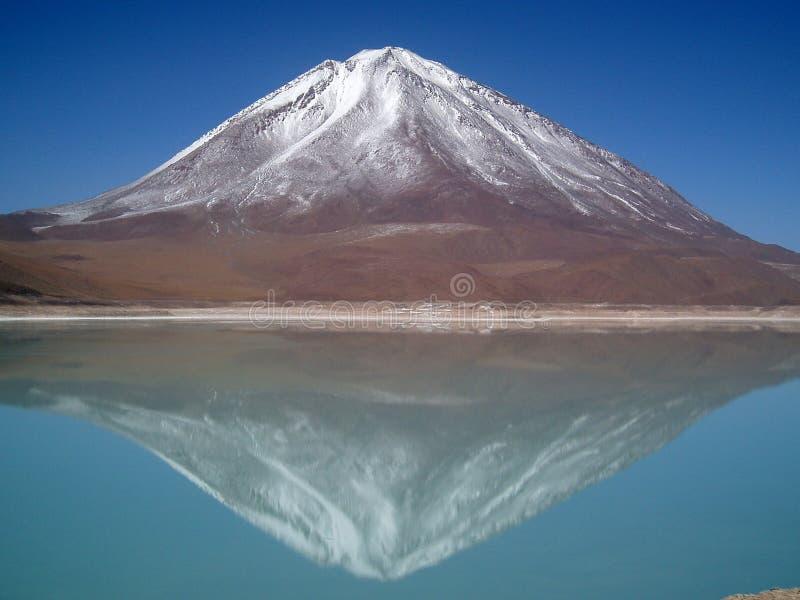 Download Vulcano fotografia stock. Immagine di montagna, cileno - 7304676