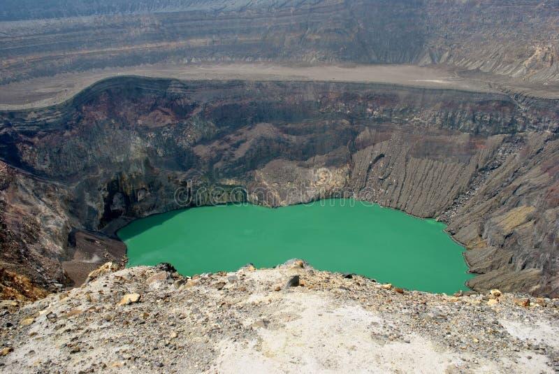 Vulcano di Ilamatepec immagini stock libere da diritti