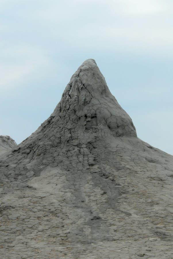 Vulcanoes грязи стоковое фото rf