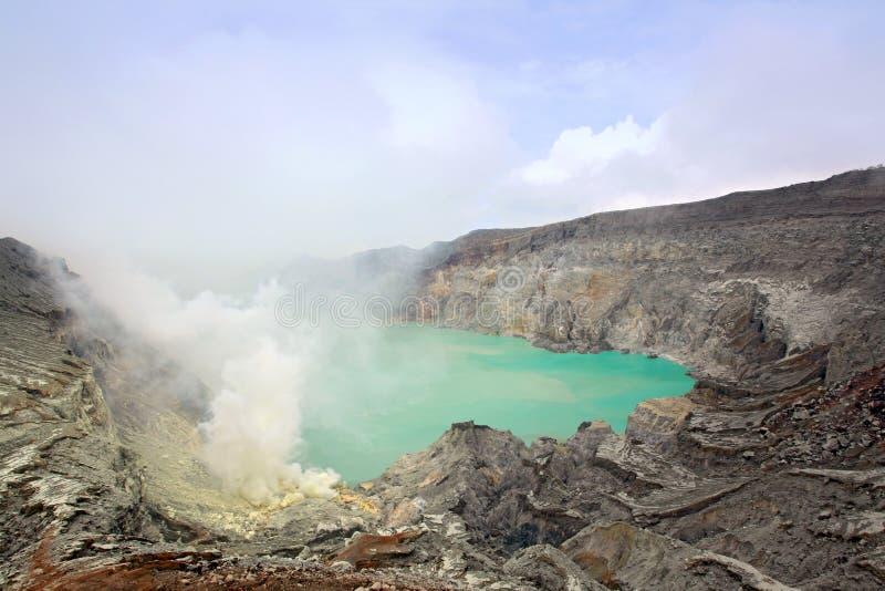 Schwefel Vulkan