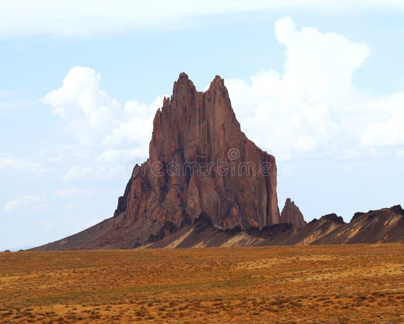 vulkanisk dikeshiprock royaltyfri foto