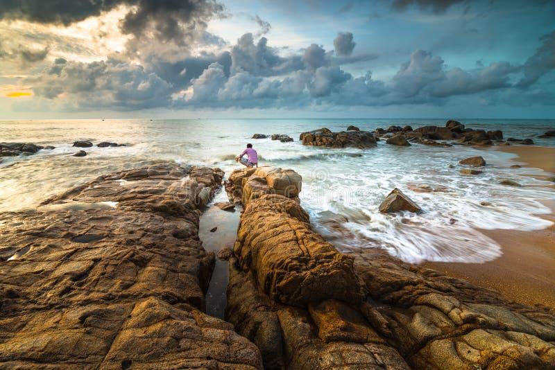 Vung Tau - il Vietnam fotografie stock libere da diritti