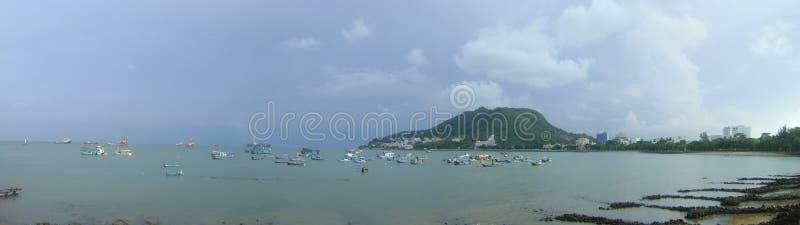 Vung Tau miasto obrazy royalty free