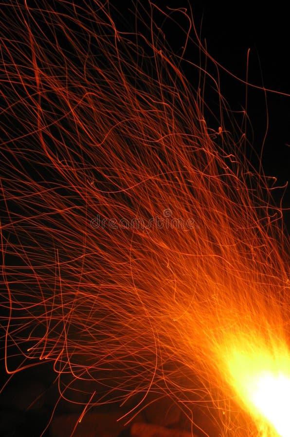 Download Vuur stock foto. Afbeelding bestaande uit nacht, trent - 54089422