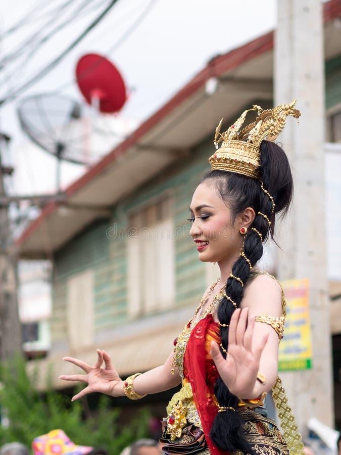 Vuurfestival royalty-vrije stock foto