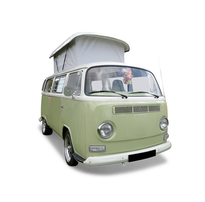 Download VW Camper Van Stock Image Of Window Auto