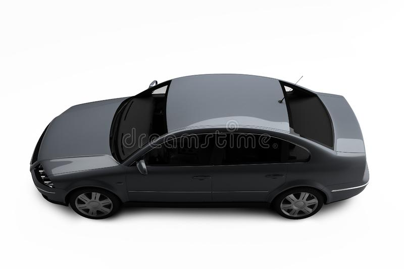 VW car stock image