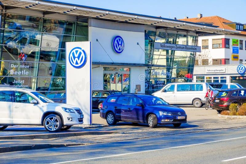 Download VW Dealership Editorial Photo - Image: 38791311