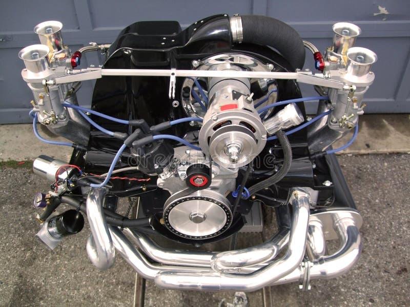vw för motorkapacitet royaltyfri foto