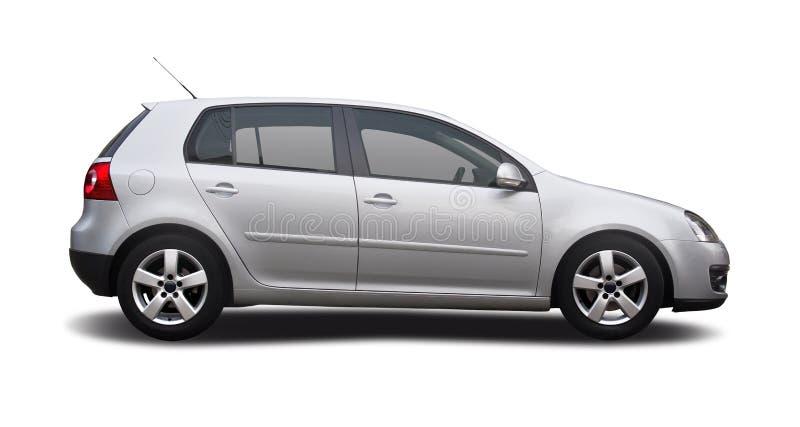 VW GOLF royaltyfri fotografi