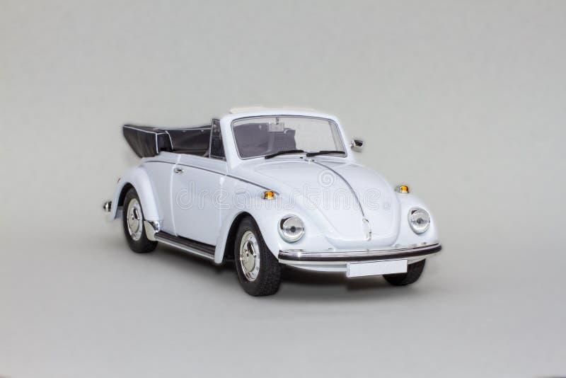 VW Käfer Cabrio obraz royalty free
