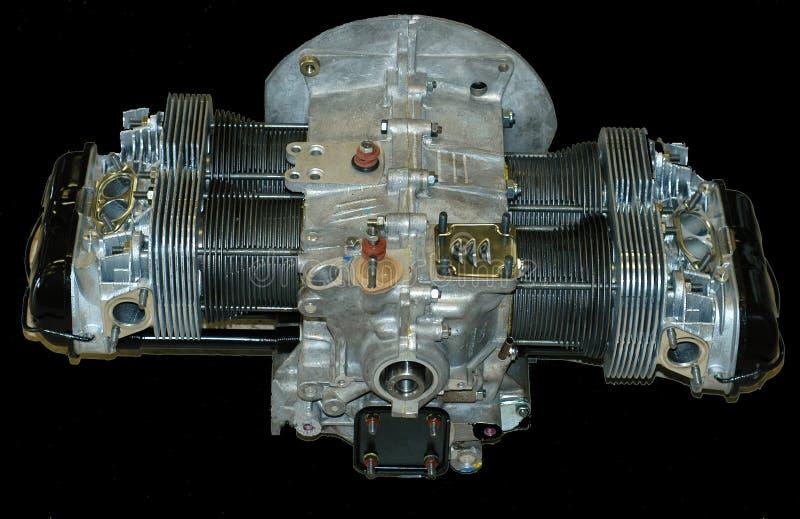 VW-Motor-Motor stockbilder