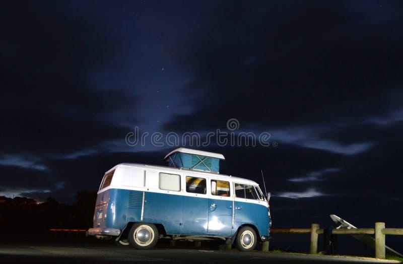 VW in Nieuw Zeeland royalty-vrije stock foto's