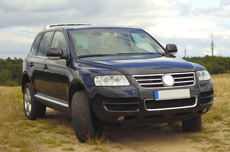 VW touareg stock foto's
