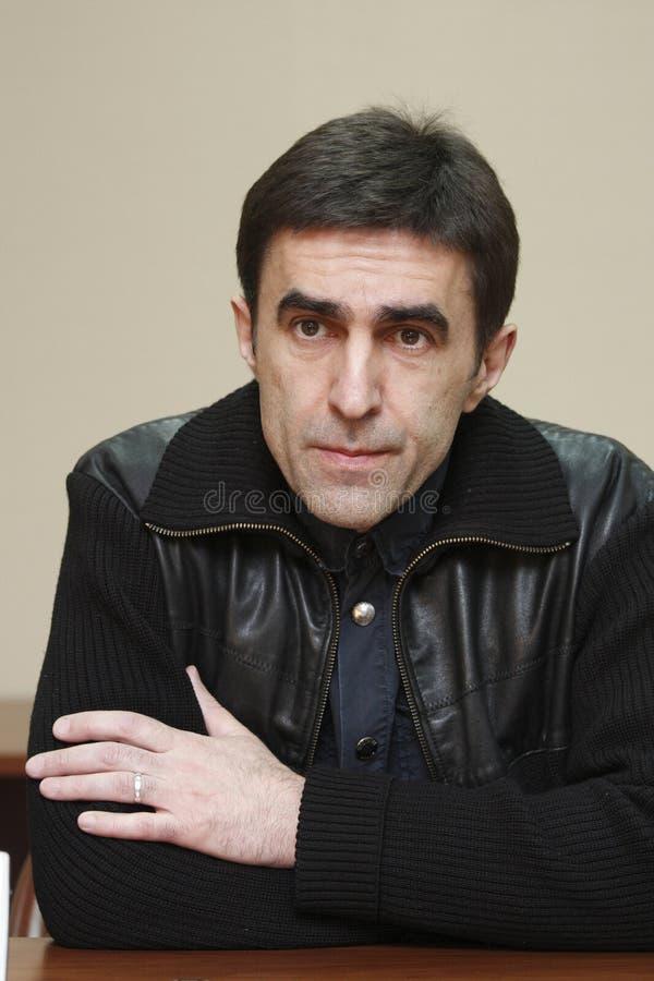 Vyacheslav Butusov stock image