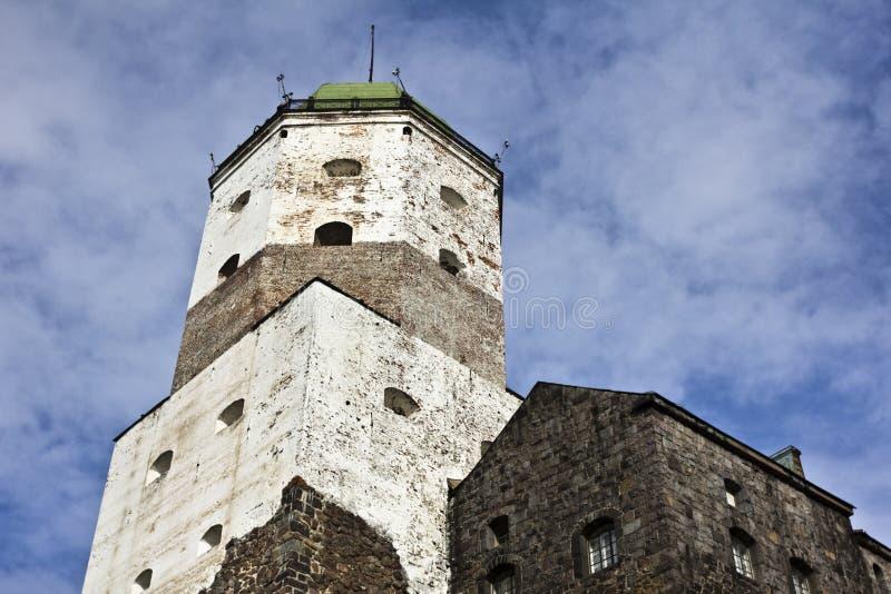 Vyborg Castle στοκ φωτογραφία με δικαίωμα ελεύθερης χρήσης