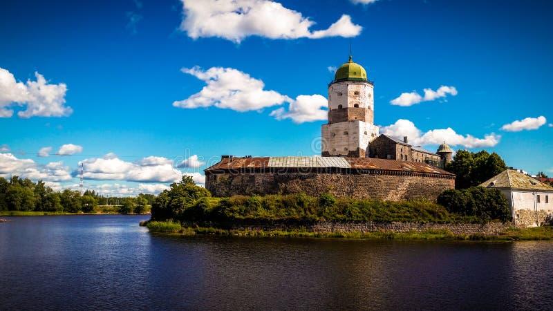 Vyborg Museum stock images