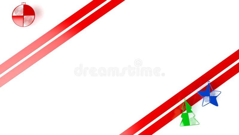 vykort vektor illustrationer