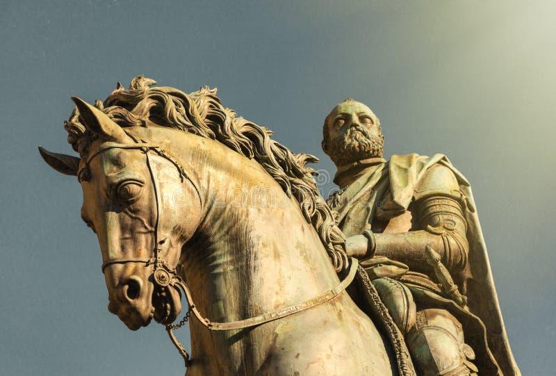 Vykort från Florence royaltyfria bilder