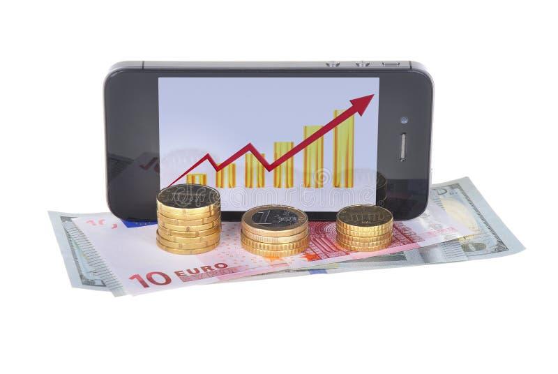 Währung und Geschäft stockfotos