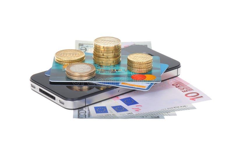 Währung und Geschäft stockfotografie