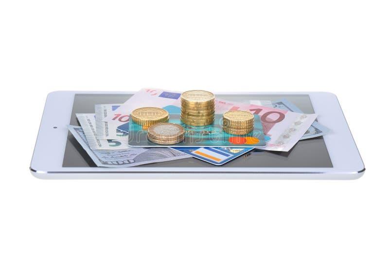 Währung und Geschäft lizenzfreie stockfotos