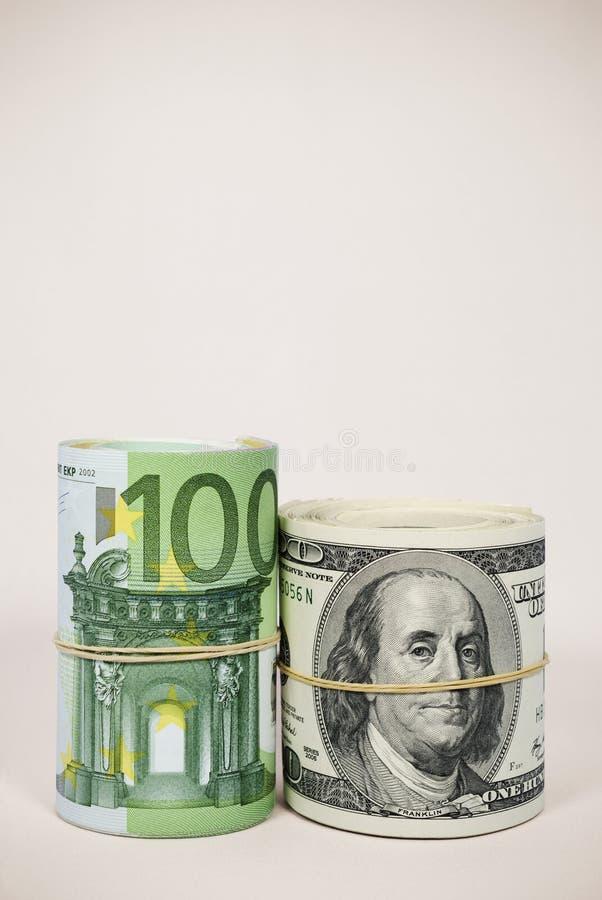 Währungen stockbild