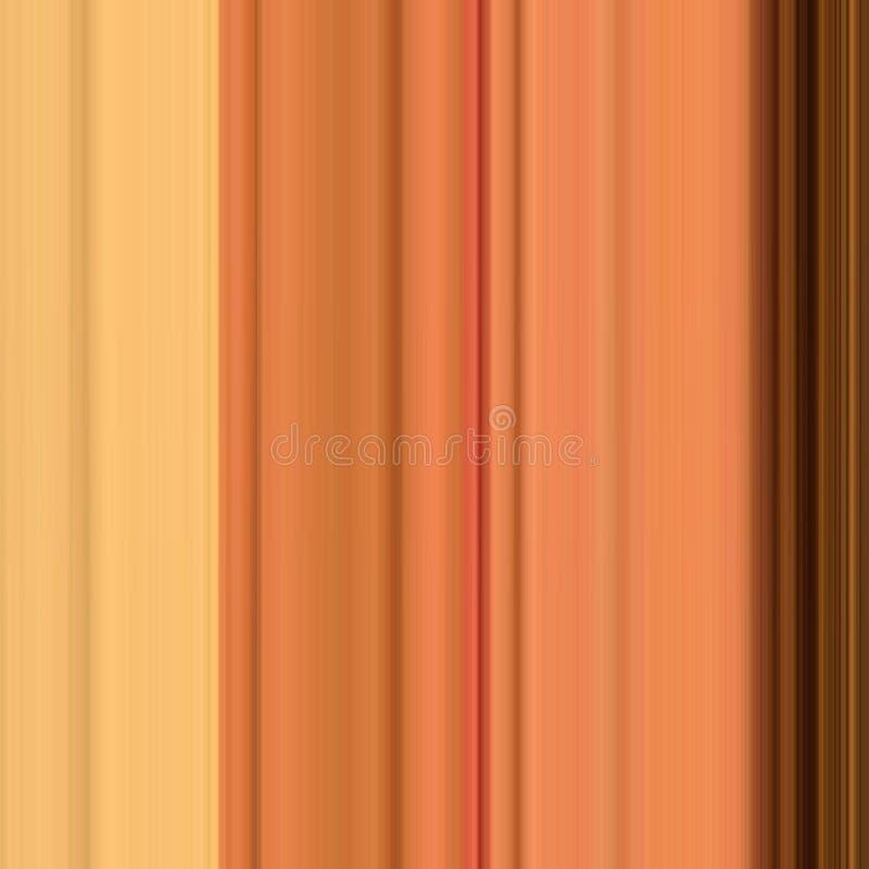 Wärmen Sie Farbige Zeile Muster Lizenzfreie Stockfotos
