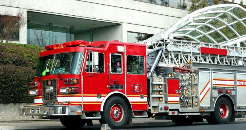 wóz strażacki obraz stock